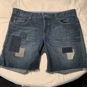 Gap 1969 Jean Shorts